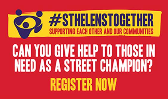 St. Helens Together - Street Champion